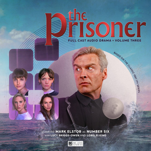 The Prisoner Volume 3 - Big Finish Audio Drama CD Boxed Set
