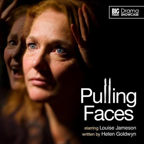Drama Showcase 1.2: Pulling Faces - Big Finish Audio CD