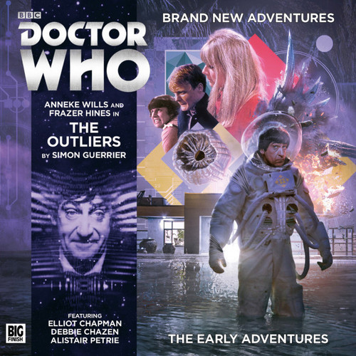 Doctor Who: The Early Adventures #4.2 - The OUTLIERS - Big Finish Audio CD