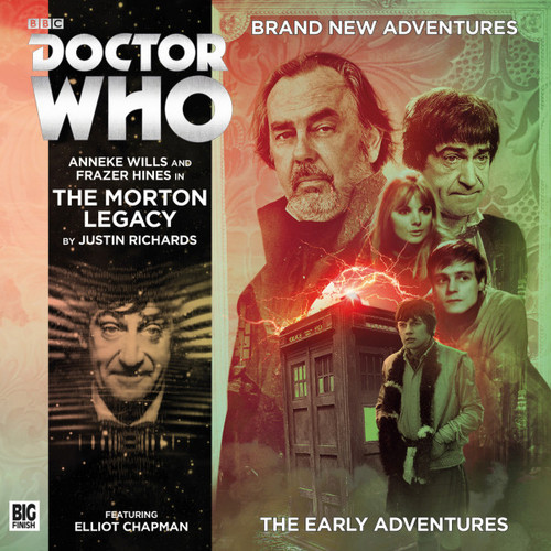 Doctor Who: The Early Adventures #4.3 - The MORTON LEGACY - Big Finish Audio CD