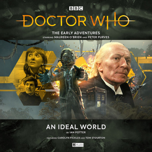 Doctor Who: The Early Adventures #5.2: AN IDEAL WORLD - Big Finish Audio CD