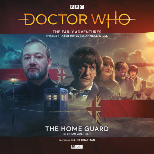 Doctor Who: The Early Adventures #6.1 - The HOME GUARD - Big Finish Audio CD