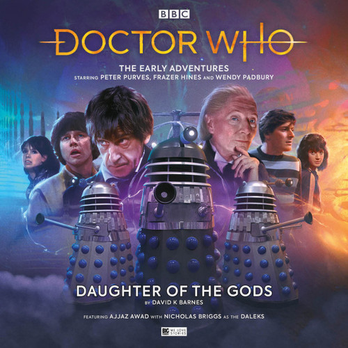 Doctor Who: The Early Adventures #6.2 - DAUGHTER OF THE GODS - Big Finish Audio CD