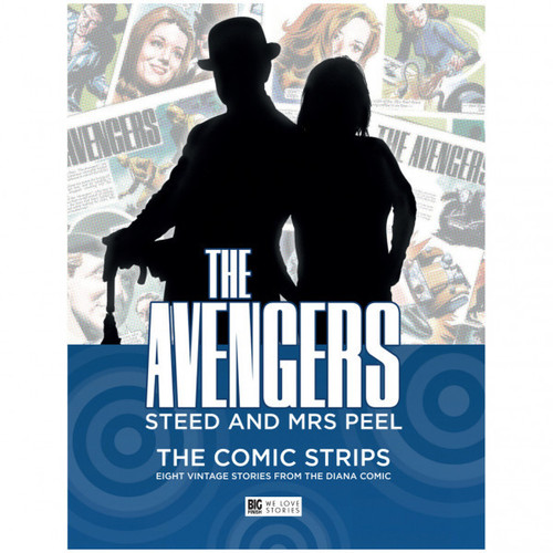 The Avengers - The Comic Strip Adaptations - Big Finish Audio CD Boxed Set