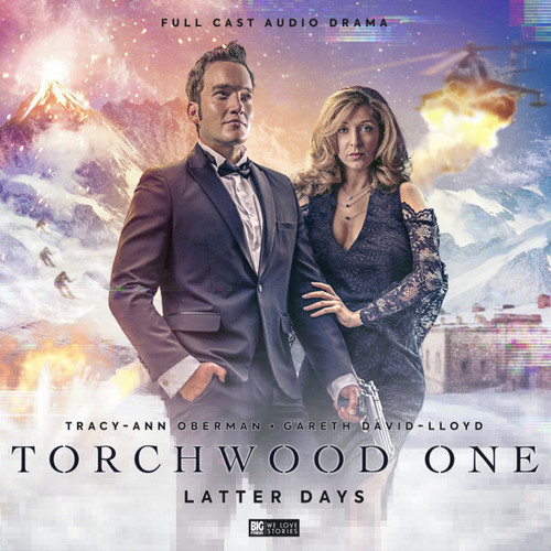 Torchwood: Torchwood One - Latter Days - Big Finish Audio CD Boxed Set