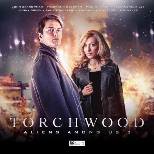 Torchwood: ALIENS AMUNG US - Part 3 - Big Finish Audio Box Set
