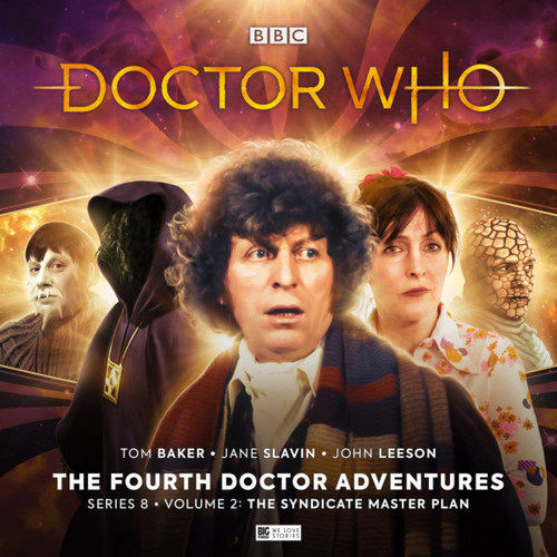 Doctor Who: 4th Doctor (Tom Baker) Stories: 8B Box Set -  A Big Finish Audio Drama