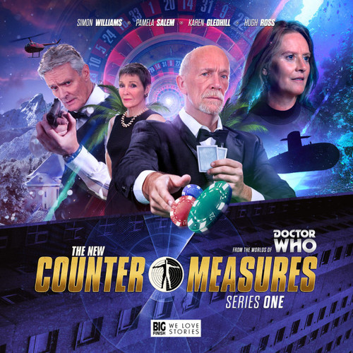The New Counter-Measures: Series 01  - Big Finish Audio CD Boxed Set (Last Few)