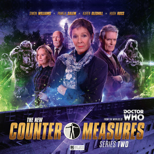 The New Counter-Measures: Series 02  - Big Finish Audio CD Boxed Set