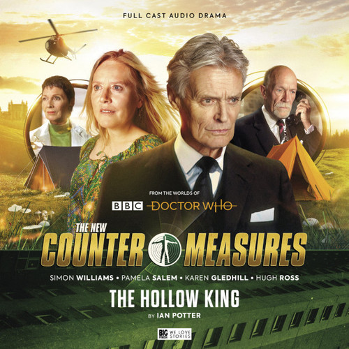 The New Counter-Measures: 3.1 The HOLLOW KING  - Big Finish Audio CD
