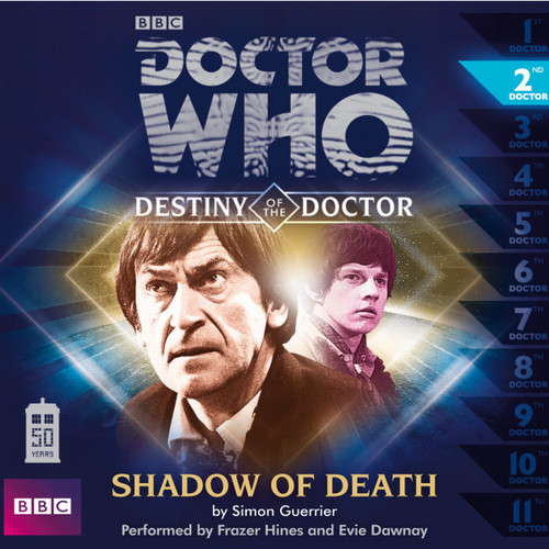 Doctor Who - Destiny of the Doctor #2: Shadow of Death Big Finish Audio CD
