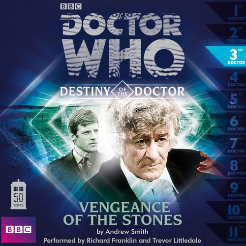 Doctor Who - Destiny of the Doctor #3: Vengeance of the Stones Big Finish Audio CD
