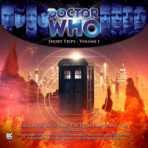 Doctor Who - Short Trips Volume 1 Big Finish Audio CD