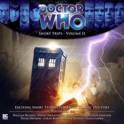 Doctor Who - Short Trips Volume 2 Big Finish Audio CD