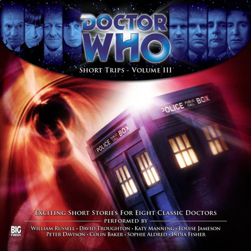 Doctor Who - Short Trips Volume 3 Big Finish Audio CD