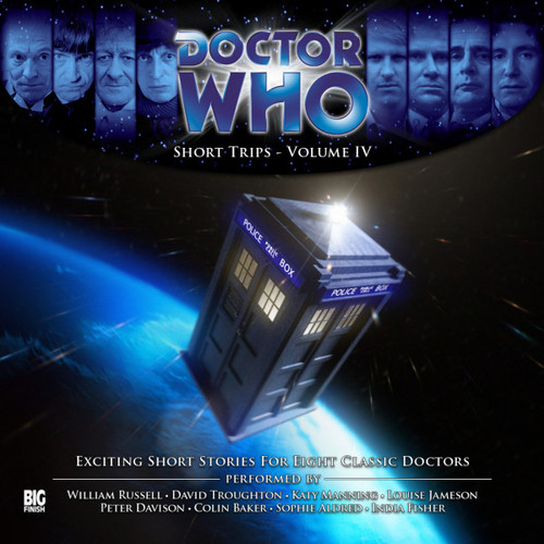 Doctor Who - Short Trips Volume 4 Big Finish Audio CD