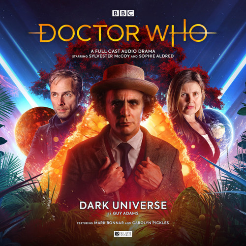 Doctor Who: DARK UNIVERSE - Big Finish 7th Doctor Audio CD #260