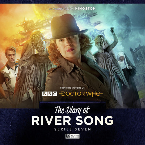 The Diary of River Song: Series 7 - Big Finish Audio CD Boxed Set
