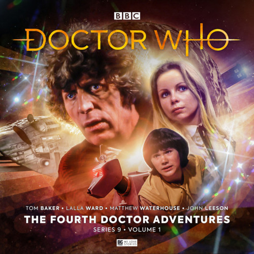Doctor Who: 4th Doctor (Tom Baker) Stories: 9A Box Set -  A Big Finish Audio Drama