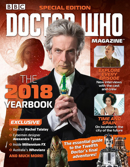 Doctor Who Magazine Special Edition #48 The 2018 Yearbook (Peter Capaldi's Final Episode)
