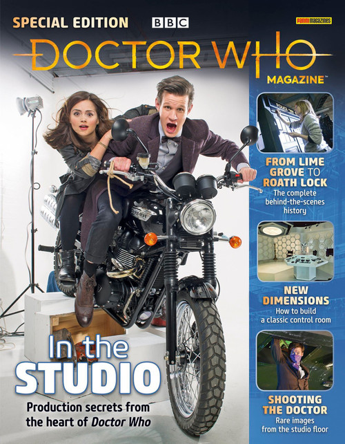 Doctor Who Magazine Special Edition #49 - IN THE STUDIO
