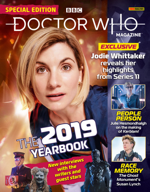 Doctor Who Magazine Special Edition #51 The 2019 Yearbook (Jodie Whittaker's First Season)
