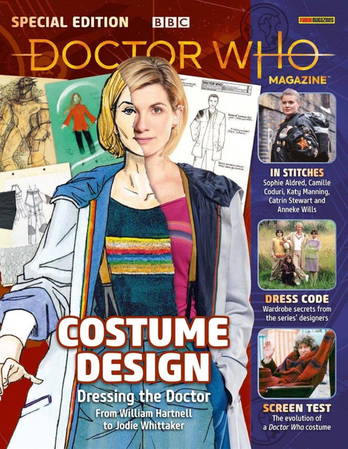 Doctor Who Magazine Special Edition #52 - COSTUME DESIGN