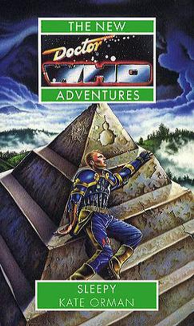 Doctor Who New Adventures Paperback Book - SLEEPY by Kate Orman