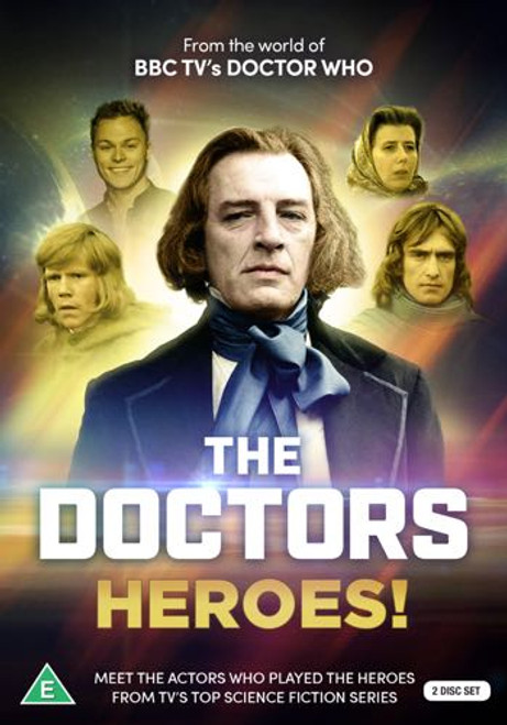 The Doctors - HEROES - Reeltime Productions UK Imported DVD