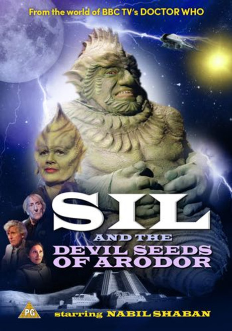 SIL and The Devil Seeds of Arador  - Reeltime Productions UK Imported BLU-RAY DVD