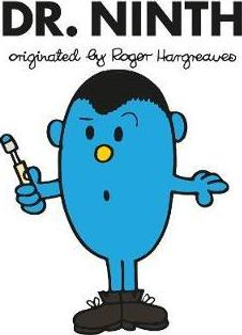 Doctor Who Roger Hargreaves (Mr Men) Book Series: DR. NINTH