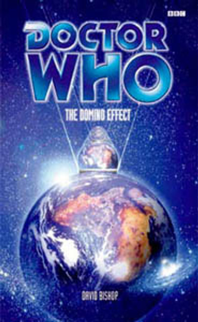 Doctor Who BBC Books Series - DOMINO EFFECT - 8th Doctor