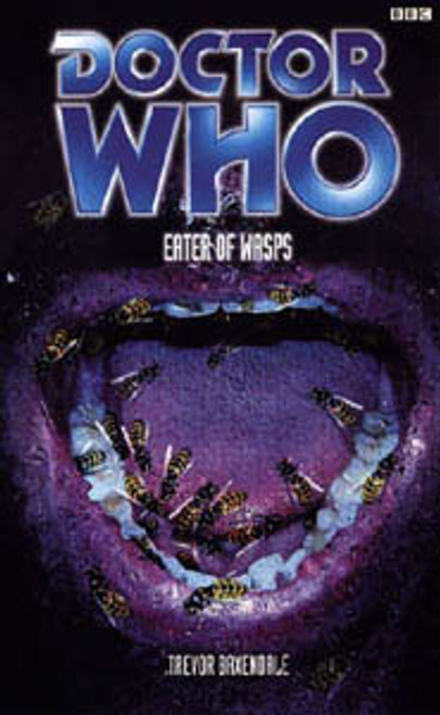 Doctor Who BBC Books Series - EATER OF WASPS - 8th Doctor