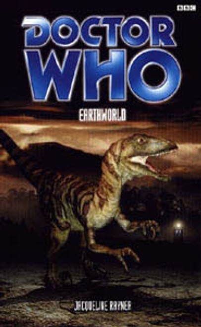 Doctor Who BBC Books Series - EARTHWORLD - 8th Doctor