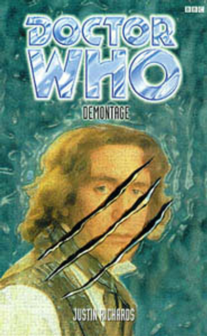 Doctor Who BBC Books Series - DEMONTAGE - 8th Doctor