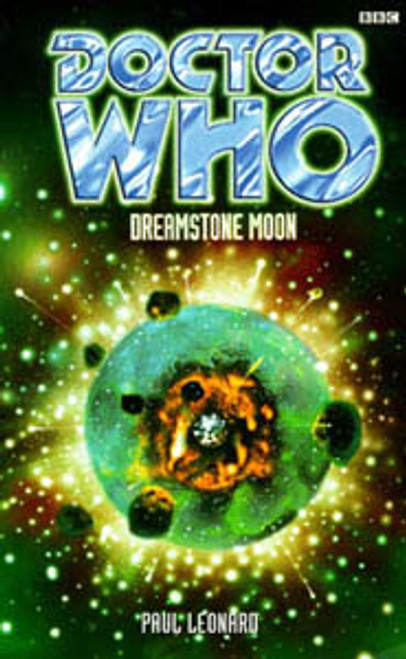 Doctor Who BBC Books Series - DREAMSTONE MOON - 8th Doctor
