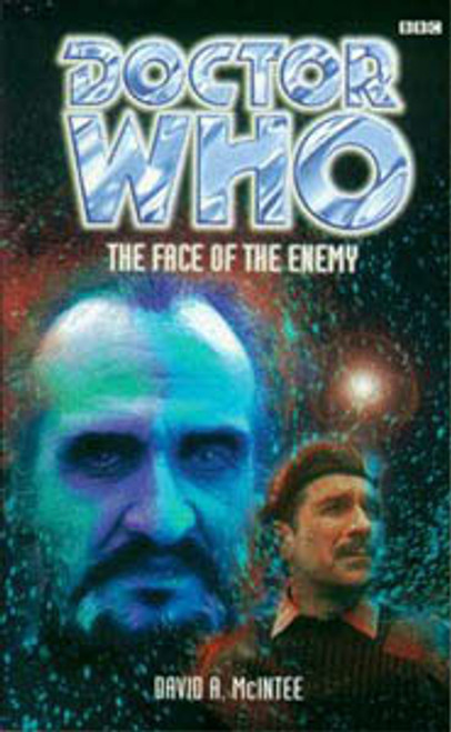Doctor Who BBC Books Series - THE FACE OF THE ENEMY - The Master & UNIT