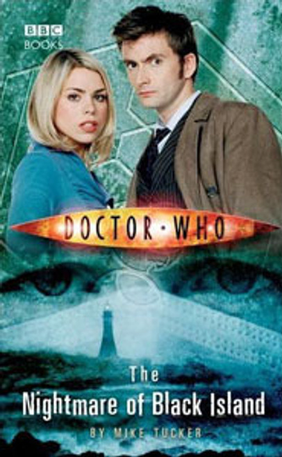 Doctor Who BBC Books New Series Hardcover - THE NIGHTMARE OF BLACK ISLAND - 10th Doctor (David Tennant)
