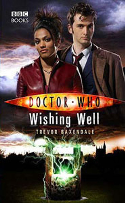 Doctor Who BBC Books New Series Hardcover - WISHING WELL - 10th Doctor (David Tennant)