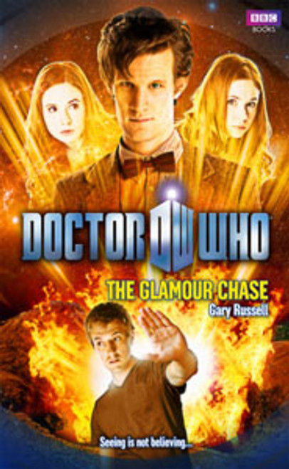 Doctor Who BBC Books New Series Hardcover - THE GLAMOUR CHASE - 11th Doctor (Matt Smith)