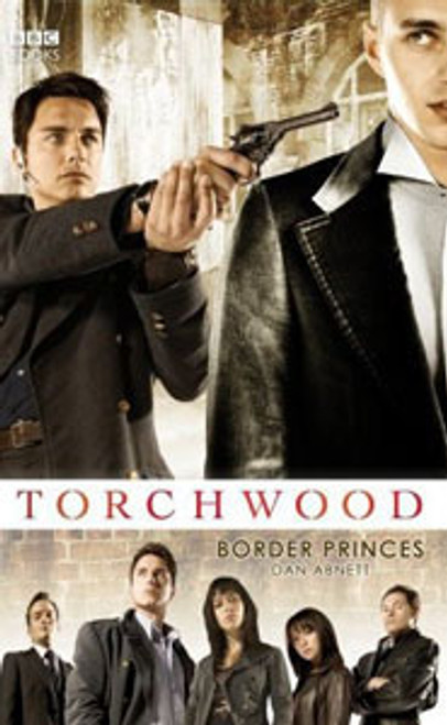 TORCHWOOD BBC Books Series Hardcover - BORDER PRINCES