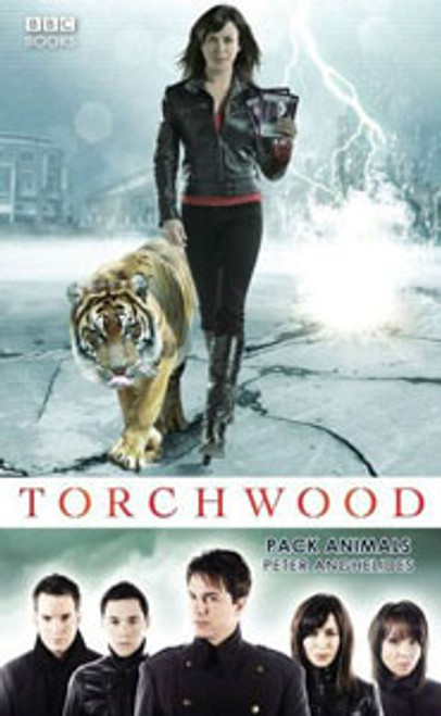TORCHWOOD BBC Books Series Hardcover - PACK ANIMALS