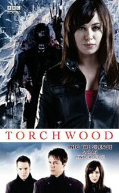 TORCHWOOD BBC Books Series Hardcover - INTO THE SILENCE