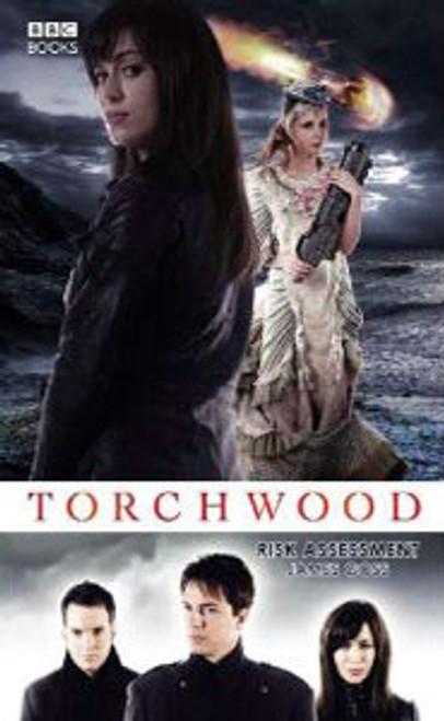 TORCHWOOD BBC Books Series Hardcover - RISK ASSESSMENT