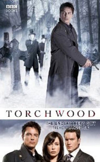 TORCHWOOD BBC Books Series Hardcover - THE UNDERTAKER'S GIFT