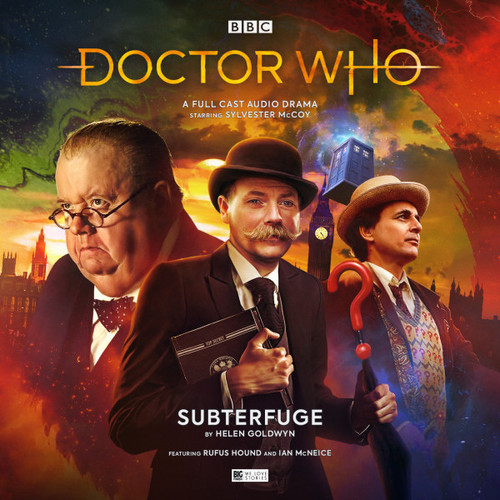 Doctor Who: SUBTERFUGE - Big Finish 7th Doctor Audio CD #262