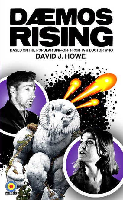 DAEMOS RISING – Special Edition Target Style Paperback Book - Telos Publishing
