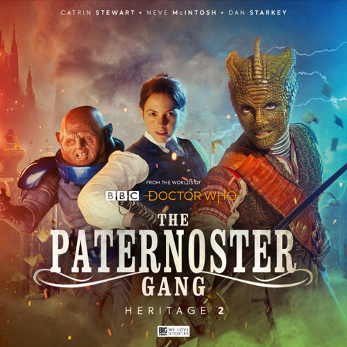 The Paternoster Gang: Heritage 2 - Big Finish Audio CD Boxed Set