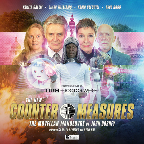 The New Counter-Measures: 3.2 The MOVELLAN MANOEUVRE - Big Finish Audio CD