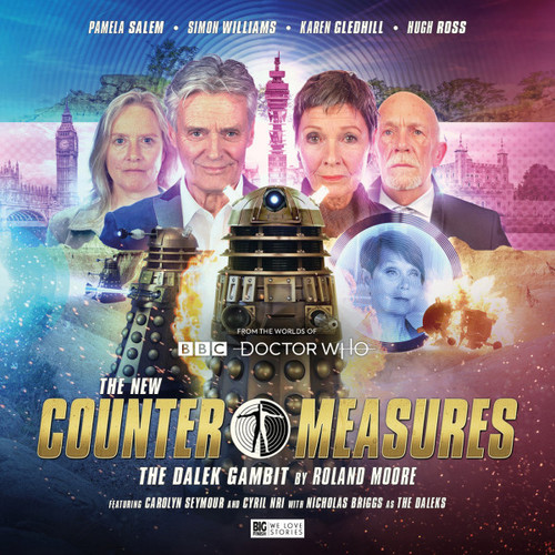 The New Counter-Measures: 3.3 The DALEK GAMBIT - Big Finish Audio CD